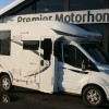2018 Chausson Welcome 738XLB FORD AUTO -