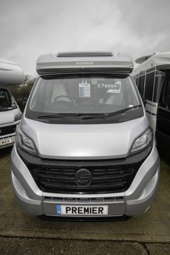 2018 Hymer T-CL 574 60th Anniversary Edition