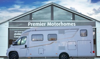 2018 Hymer T-CL 674 60th Anniversary Edition