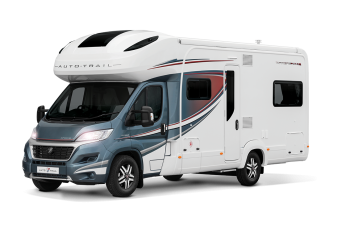 2019 Auto-Trail Apache 700 High-Line Grey -