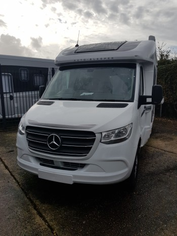 2021 Auto Sleeper Bourton