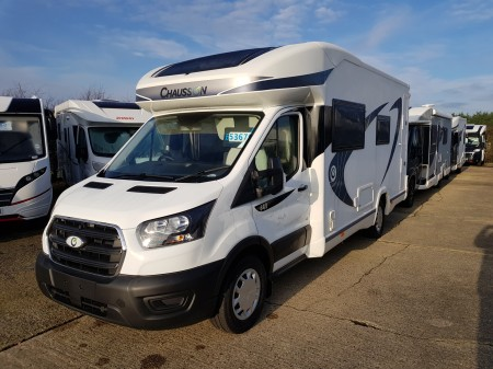 2021 Chausson 640 First Line -