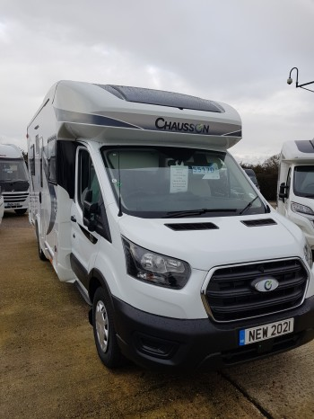 2022 Chausson 720 First Line -