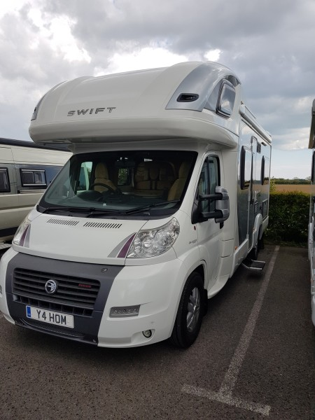 2009 Swift Voyager 685FB -
