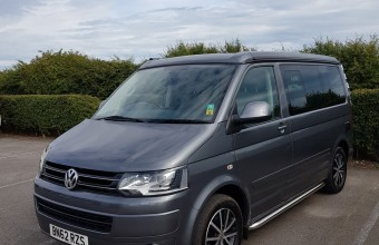 2012 VW California SE Tdi