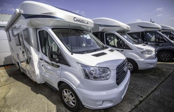 2018 Chausson 627 Flash SE FORD