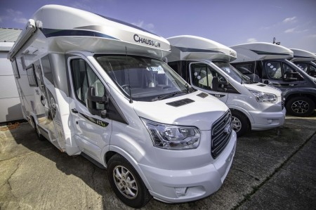 2018 Chausson 627 Flash SE FORD -