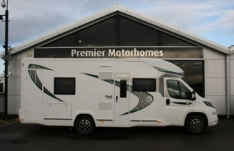 2018 Chausson FLASH SPECIAL EDITION 757 FIAT