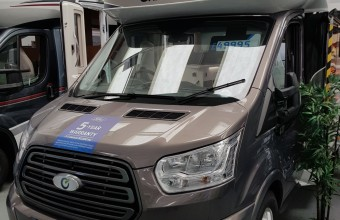 2018 Chausson Welcome 637 FORD