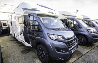2018 Chausson 738 XLB Welcome spec FIAT