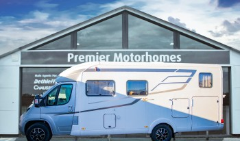2018 Hymer T-CL 678 60th Design Edition
