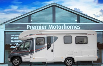 2019 Auto-Trail Imala 734 Low-Line Grey