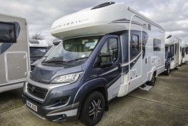 2019 Auto-Trail Tracker EB Lo-Line Grey