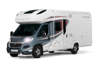 2019 Auto-Trail Tracker RB Lo-Line Grey