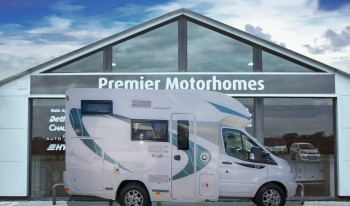 2020 Chausson 514 VIP SPRING EDITION  FORD -