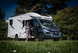 2019 Chausson Welcome Premium 747GA
