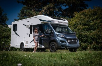 2019 Chausson Welcome Premium 747 GA