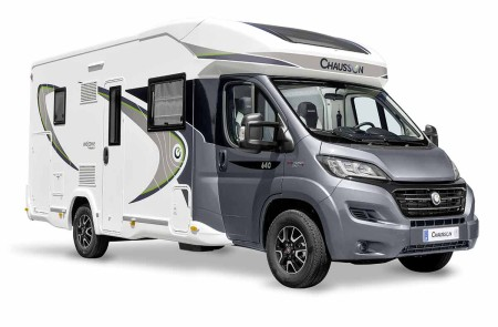 2020 Chausson Welcome Premium 630 FIAT -