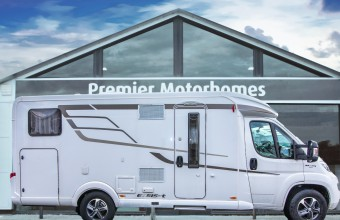 2018 Hymer Exsis t594 Facelift model
