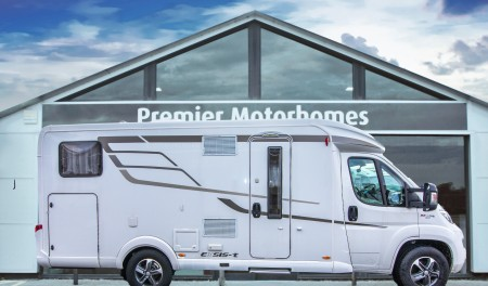 2018 Hymer Exsis t594 Facelift model -