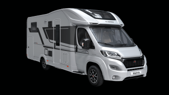 2021 adria Matrix Supreme 670DL -