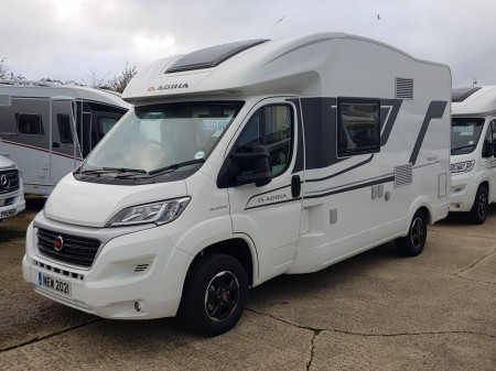 2021 Adria Matrix Axess 520ST -