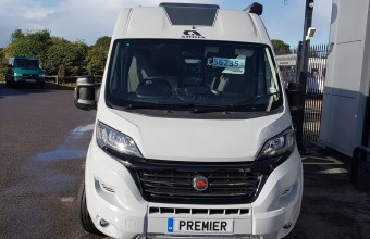 2021 Adria Twin Supreme 640 SLB