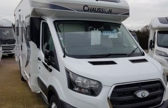 2021 Chausson 720 First Line