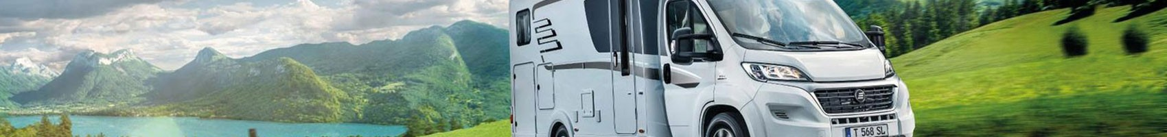 Check Out the New Chausson 611 Travel Motorhome