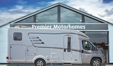 2016 Hymer T-CL 588 -