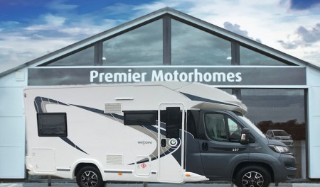 2018 Chausson Welcome 637 FIAT -