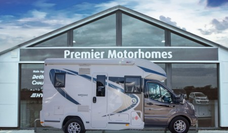2018 Chausson Welcome 530 FORD -
