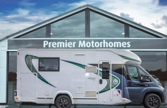 2019 Chausson Welcome Premium 627GA