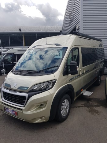 2020 Auto-Sleeper Warwick Duo