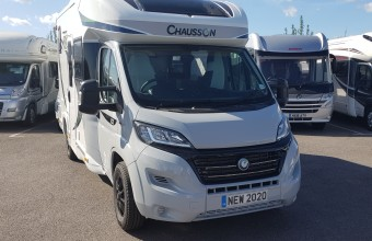 2020 Chausson 520 Welcome Premium