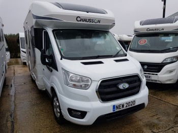 2021 Chausson 720 First Line -