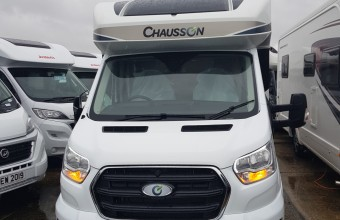 2021 Chausson 640 First Line