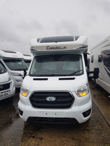2020 Chausson 514 VIP SPRING EDITION  FORD
