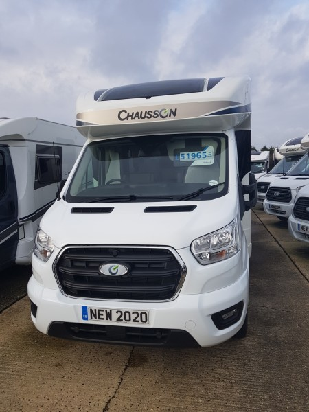 2020 Chausson 634 VIP FORD -