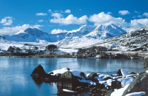 Holiday in Snowdonia
