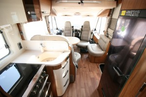 living in your motorhome